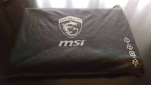 MSI GE702QD Gaming Laptop- Perfect Condition Naracoorte Naracoorte Area Preview