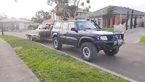 2003 gu patrol td42 turbo Campbellfield Hume Area Preview
