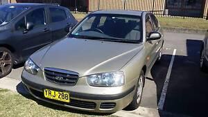 2003 Hyundai Elantra Sedan,NEW; 4 TYRES, ALTERNATOR &  BATTERY Shortland Newcastle Area Preview