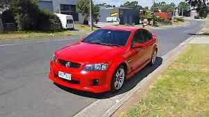 2010 Hot Red VE Holden Commodore Sv6 SiDi Auto Noble Park Greater Dandenong Preview