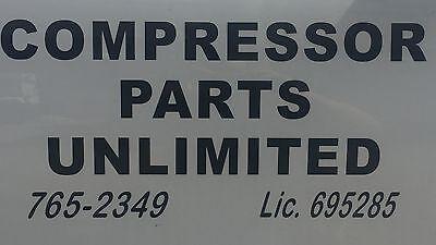 COMPRESSOR PARTS UNLIMITED