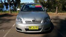 2006 TOYOTA COROLLA HATCH AUTO WITH LOW KMS!! BARGAIN SPECIAL!! Lansvale Liverpool Area Preview