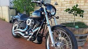 Harley Davidson FXSTB Night train Woodbridge Swan Area Preview