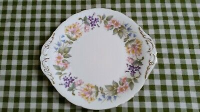 Paragon Country Lane Eared Cake Plate. Paragon Country Lane