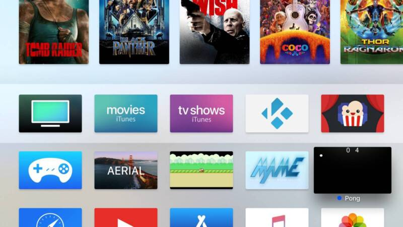 Apple TV 4 and 4K - Kodi and Popcorn Time Installation - $60