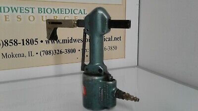 Used Huck Gun Riveter Aircraft Tool A93-2908 With Piviting Swivel Head