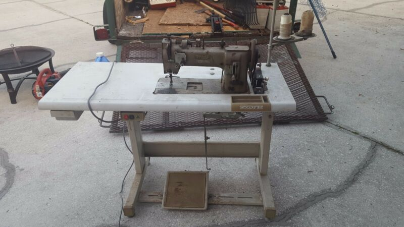 Pfaff 145 commercial sewing machine walking foot
