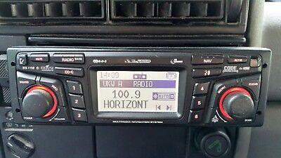 VDO Dayton MS4150RS Radio CD Sat Navigation BMW Porsche Mercedes Ferrari VW Audi comprar usado  Enviando para Brazil