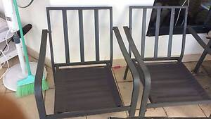 Garden chairs (2+1+1) - originally bought from Kmart Westmead Parramatta Area Preview