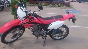 2008 Honda CRF230L Mount Louisa Townsville City Preview