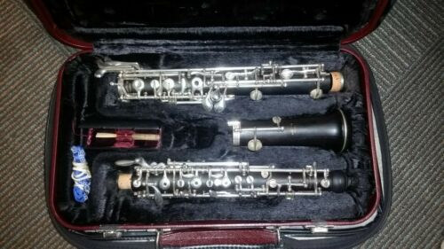 Rigoutat Professional Oboe--Complete Restoration by Kelly Ramsey!