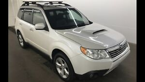 2010 Subaru Forester XT Limited  Leather Navigation Panoramic ++