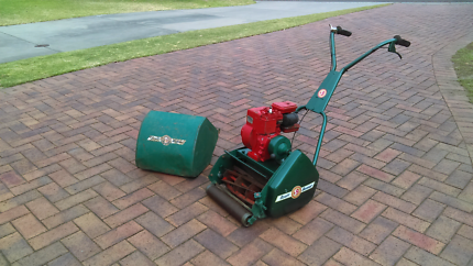 Wanted: Buying Scott Bonnar Reel or Cylinder Mowers.