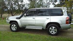 2012 Nissan Patrol Wagon Lochinvar Maitland Area Preview