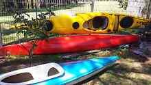 Seabird Discovery kayak Moe Latrobe Valley Preview