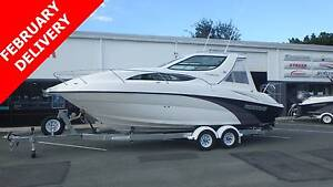 2017 Whittley CR 2600 + Volvo V6 240hp Petrol Sterndrive *NEW* Boondall Brisbane North East Preview