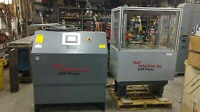 4 Post Hydraulic Press