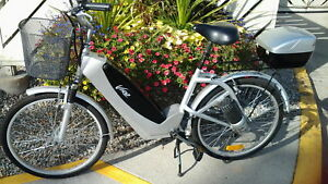 Ladys Power Assisted Bike