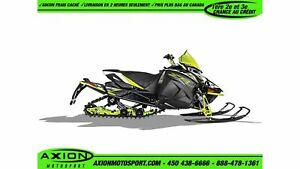 2018 Arctic Cat ZR 8000 LIMITED ES 137