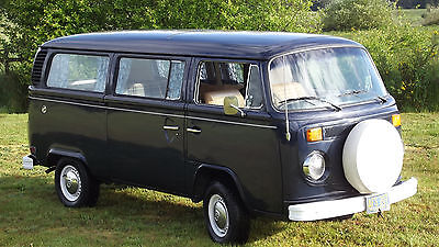 1977 Volkswagen Bus/Vanagon  1977 Tin Top Camper. Newer Paint, Rebuilt Motor, Super Nice Interior.