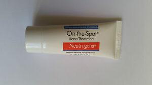 Neutrogena On-the-Spot Acne Treatment Vanishing Cream 21g