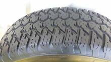 "90% TREAD RADIAL A/T 265/70R16 ALL TERRAIN TYRE 4X4 4wd 4x4 16"" Kallangur Pine Rivers Area Preview"