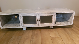 TV Unit beachy themed Butler Wanneroo Area Preview