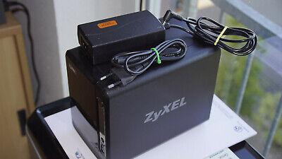 ZyXEL NSA325-V2 NAS Server mit 2 Einschüben und USB3.0 Port, neuwertig