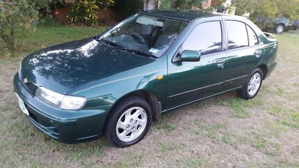 Nissan pulsar,  rwc and rego til june 2016 Ipswich Ipswich City Preview