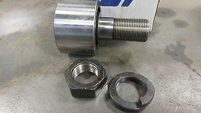 Pci Track Roller Bearing Pci-3.00 3in Dia 2 Wide 1-14in Stud Made In Usa