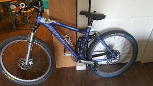 2008 trek fuel ex8 all mountain bike(kamloops)