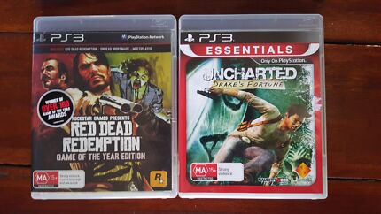 2 PS3 Games Bedford Bayswater Area Preview