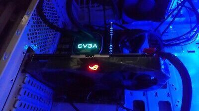 Gaming Computer Intel I7-9700K 4.9Ghz Liquid Cooled RX 570 8gb Ram SSD Desktop