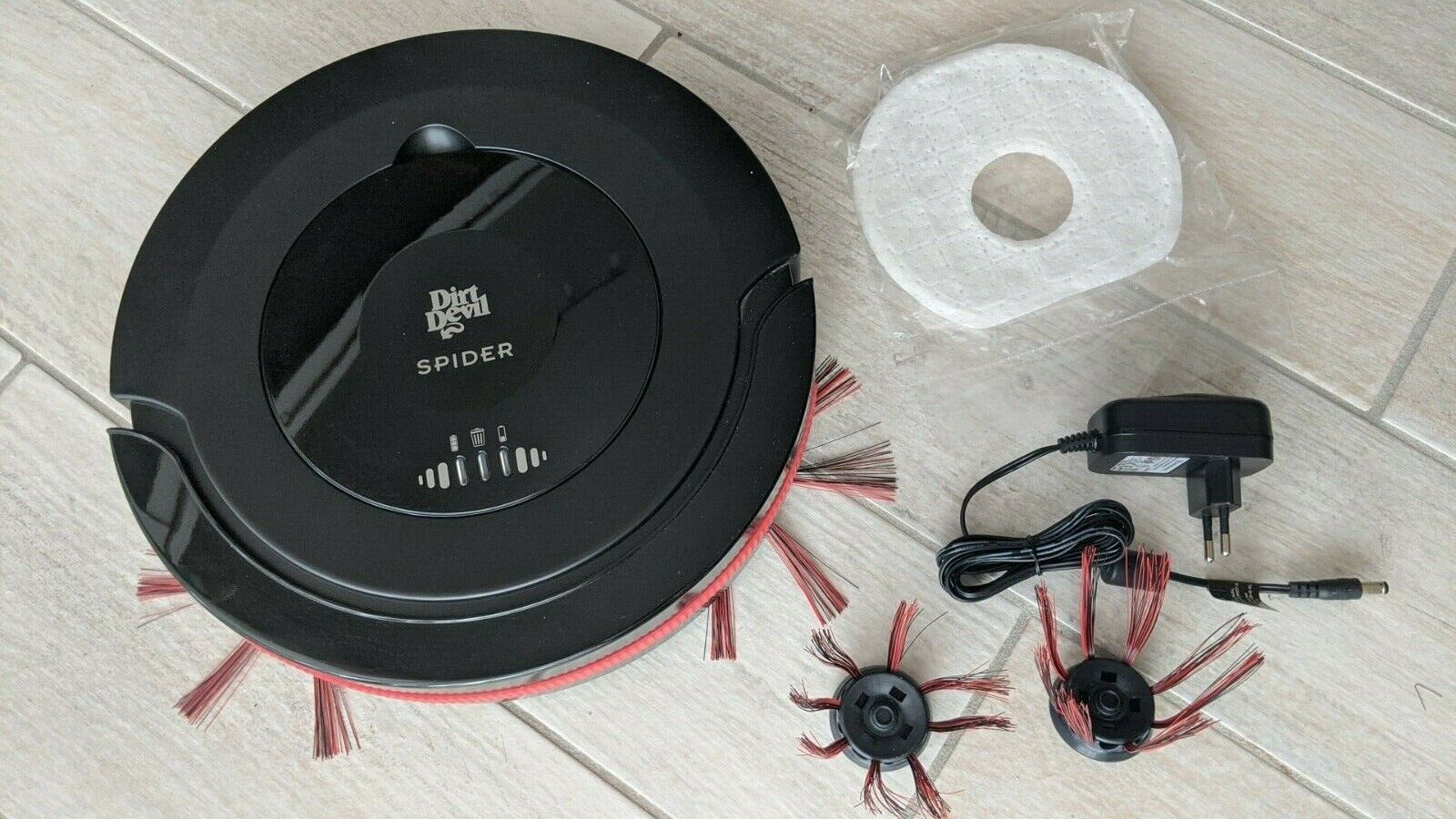 Dirt Devil M607 Spider Staubsauger - wie neu