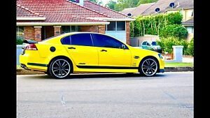2012 Holden Commodore Sv6 series II Campbelltown Campbelltown Area Preview