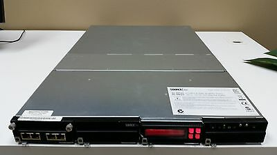 Sourcefire 3D8120 Ips Intrusion Prevention System 4 Port Gb Module Msrp  65 488