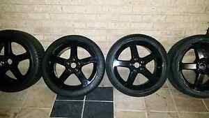 vy clubsport maloo rims x4 Alexander Heights Wanneroo Area Preview