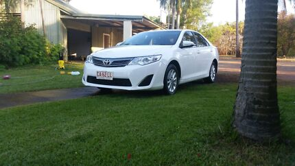 Toyota camry Leanyer Darwin City Preview