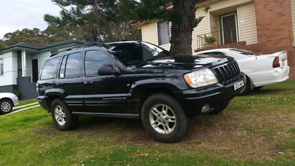99 Jeep Grand Cherokee  Windale Lake Macquarie Area Preview
