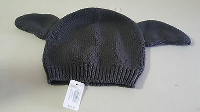 NWT: BABY GAP Cotton Sweater Knit Yoda Hat/ Bat Hat, 0-6 or 18-24 Months](Yoda Baby)