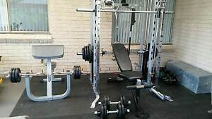 Gym equipment East Maitland Maitland Area Preview