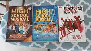 High School Musical Trilogy - Books Regents Park Logan Area Preview