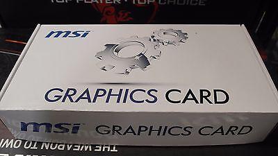MSI GTX 960 4GD5T OC version SLI READY 4GB GDDR5 OC Nvidia GPU 960