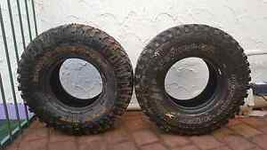 33inch tyres Fannie Bay Darwin City Preview