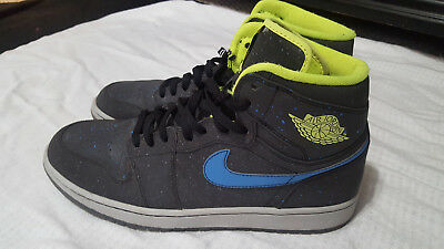 066c4ac11ead16 Air Jordan 1 Retro High BHM Men s Basketball Shoes Sneakers 579591-012 US  Size14
