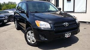 2011 Toyota RAV4 2WD BASE - ACCIDENT FREE! ONE OWNER!