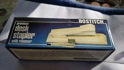 Bostitch Stapler Wstaple Remover Model B8rgundy