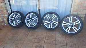 VE SS RIMS AND TYRES - Will fit VT VU VY VZ Banora Point Tweed Heads Area Preview