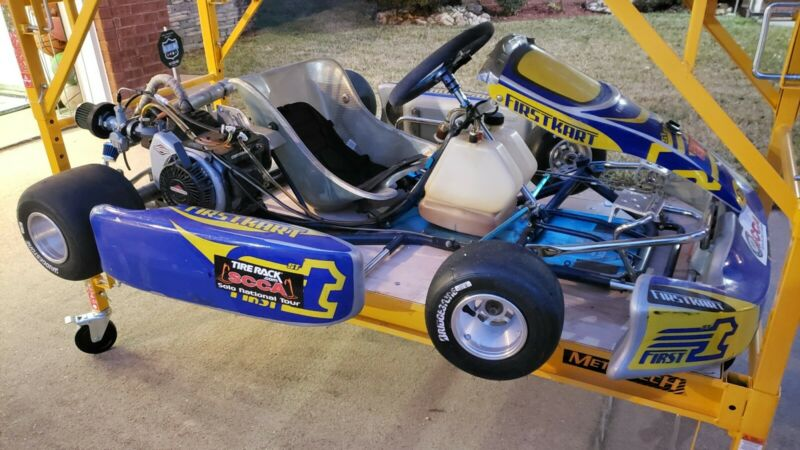 2008 First Kart Racing Go Kart