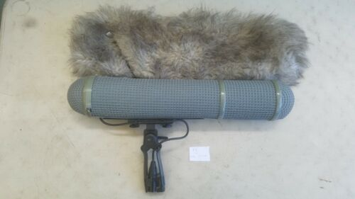 """Rycote Zeppelin Windshield, Shock Mount & Connbox for Shotguns up to 17"""""""